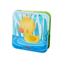 Mini Bath Book Albert the Duck