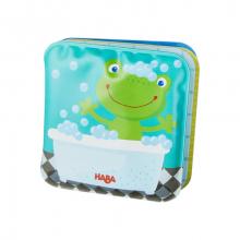 Mini Bath Book Fritz the Frog by HABA