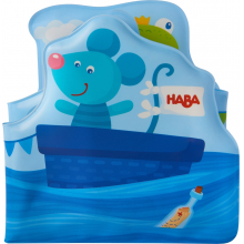 Bath Book Ahoy Animal Sailors by HABA