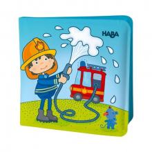 Magic Bath Book Fire Brigade by HABA