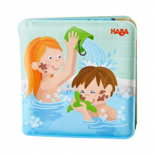 Bath Book Wash Day for Paul & Pia by HABA