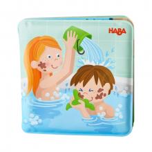 Bath Book Wash Day for Paul & Pia
