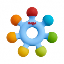 Silicone Teether Color Wheel by HABA