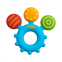 Silicone Teether Color Interplay by HABA
