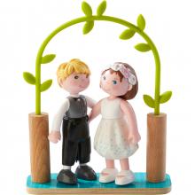 Little Friends - Bride & Groom