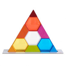 Color Crystals Stacking Game by HABA