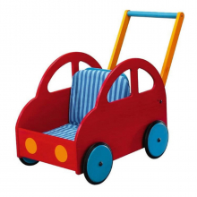 Pushing Car by HABA