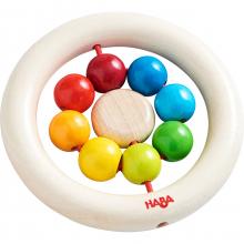 Clutching Toy Rainbow Balls (wood)