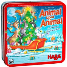 Animal Upon Animal, A Christmas Stacking Game