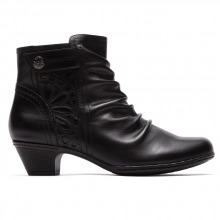 Cobb Hill Abilene Zip Bootie by Rockport in Fort Collins Co