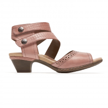 Cobb Hill Abbott Cuff Strap Sandal by Rockport