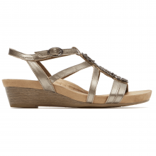 Cobb Hill Hannah T-Strap Sandal by Rockport