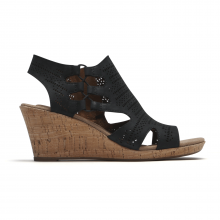 Cobb Hill Janna Wedge Sandal by Rockport in Centerville IA