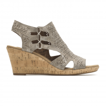 Cobb Hill Janna Wedge Sandal by Rockport in Worthington MN