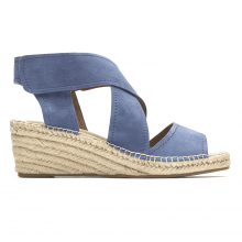 Cobb Hill Kairi X Strap Wedge Espadrille by Rockport in Hobbs NM
