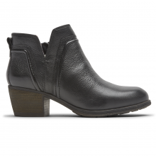Women's Ch Anisa Vcut Bootie by Rockport in Stillwater OK