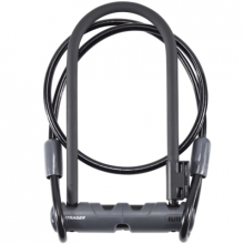Bontrager Elite Keyed U-Lock with 4' Cable by Trek in Fort Collins CO