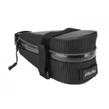 Reflective Charcoal Saddle Bag by Electra in Bakersfield CA