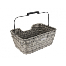 All Weather Woven MIK Rear Basket by Electra