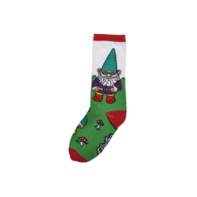 Gnome Socks by Electra