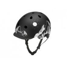 Mountain Sky Lifestyle Lux Bike Helmet by Electra