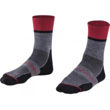 """Bontrager Race 5"""" Wool Cycling Socks by Trek"""