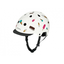 Lifestyle Lux Soft Serve Graphic Helmet by Electra