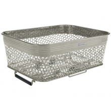 Linear QR Mesh Low Profile Basket by Electra
