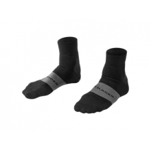 Bontrager Velocis Quarter Cycling Sock by Trek in Fort Collins CO