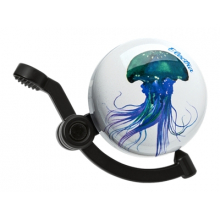 Jellyfish Domed Linear Bike Bell by Electra