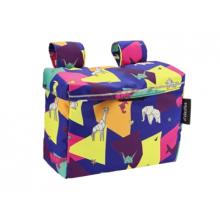 Electra Washi Velcro Handlebar Bag with Lid by Trek