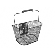 Honeycomb QR Front Basket by Electra
