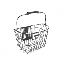 Stainless Wire QR Front Basket by Electra