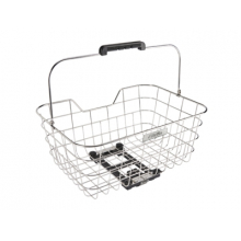 Stainless Wire MIK Rear Basket by Electra