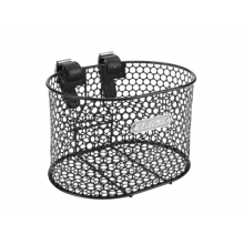 Honeycomb Small Strap-Mounted Handlebar Basket by Electra