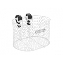 Honeycomb Small Strap-Mounted Handlebar Basket by Electra in Denver CO