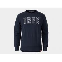 Twill Logo Crewneck Sweatshirt by Trek in Fort Collins CO
