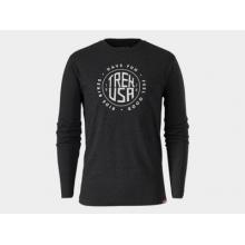 USA Stamp Long Sleeve T-shirt by Trek in Casper WY