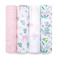 forest fantasy 4-pack by aden + anais