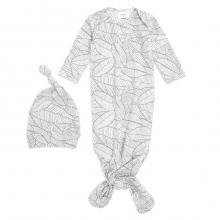 zebra plant - comfort knit by aden + anais
