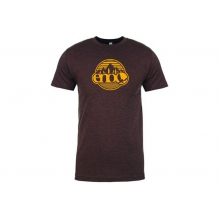 Men's Espresso Nature Logo Tee by Eagles Nest Outfitters