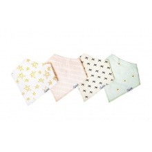 Paris Bandana Bib Set by Copper Pearl in San Luis Obispo Ca