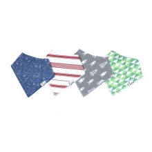 Apollo Bandana Bib Set
