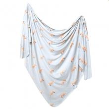 Swift Knit Blanket Single by Copper Pearl