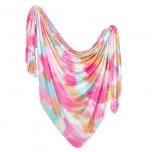 Monet Knit Blanket Single by Copper Pearl