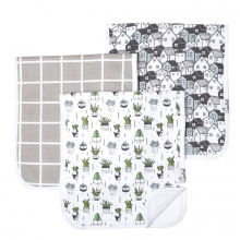 Urban Burp Cloths by Copper Pearl in Roseville Ca