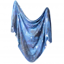Knit Swaddle Blanket - Galaxy by Copper Pearl in Roseville Ca