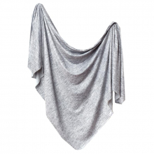 Asher Knit Swaddle Blanket by Copper Pearl in Squamish BC