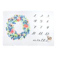 Wren Knit Swaddle Blanket by Copper Pearl