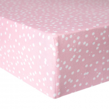 Lucy Premium Crib Sheet by Copper Pearl in Victoria BC